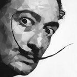 Salvador Dali had an Aries Moon