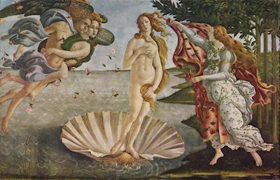 Painting of Venus
