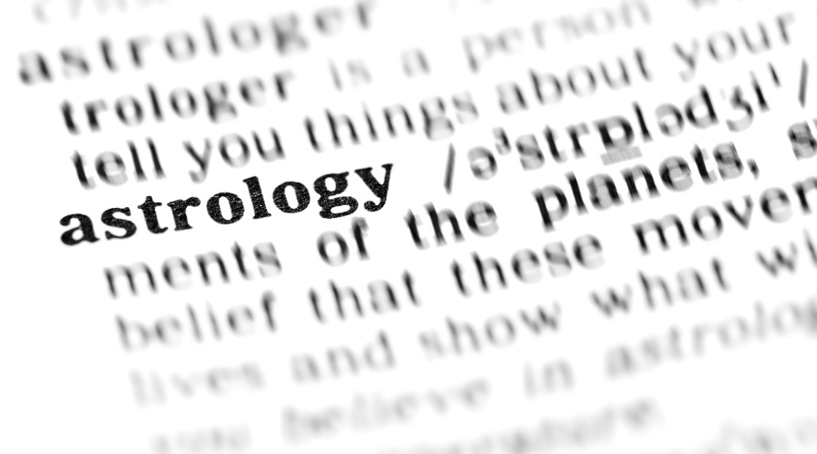 Astrological Dictionary of Terms