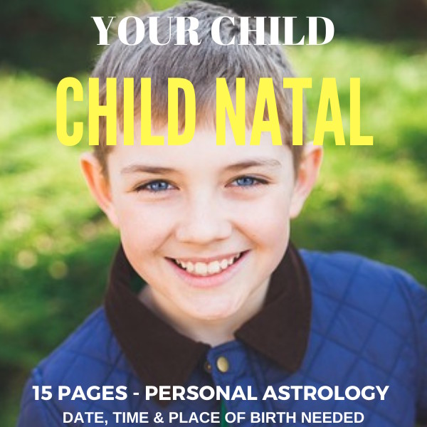 A child natal astrology report can give insight into what motivates your child